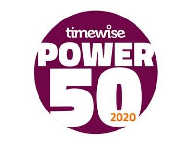 Timewise Power 50 Awards