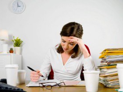 How stress can affect eyesight featured