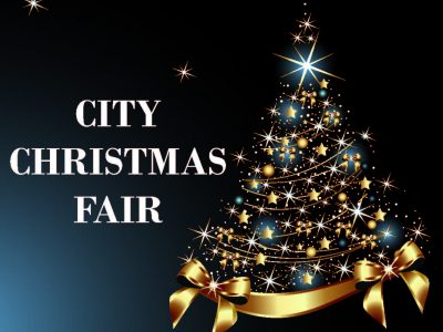 City Christmas Fair Wellbeing of Women