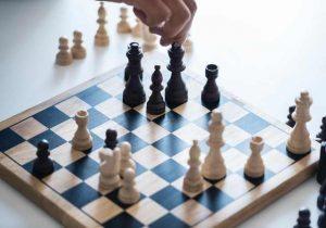 Chess office politics