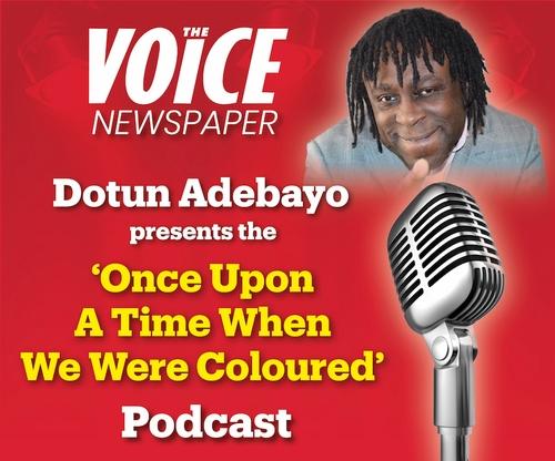 The Voice Dotun Adebayo Podcast