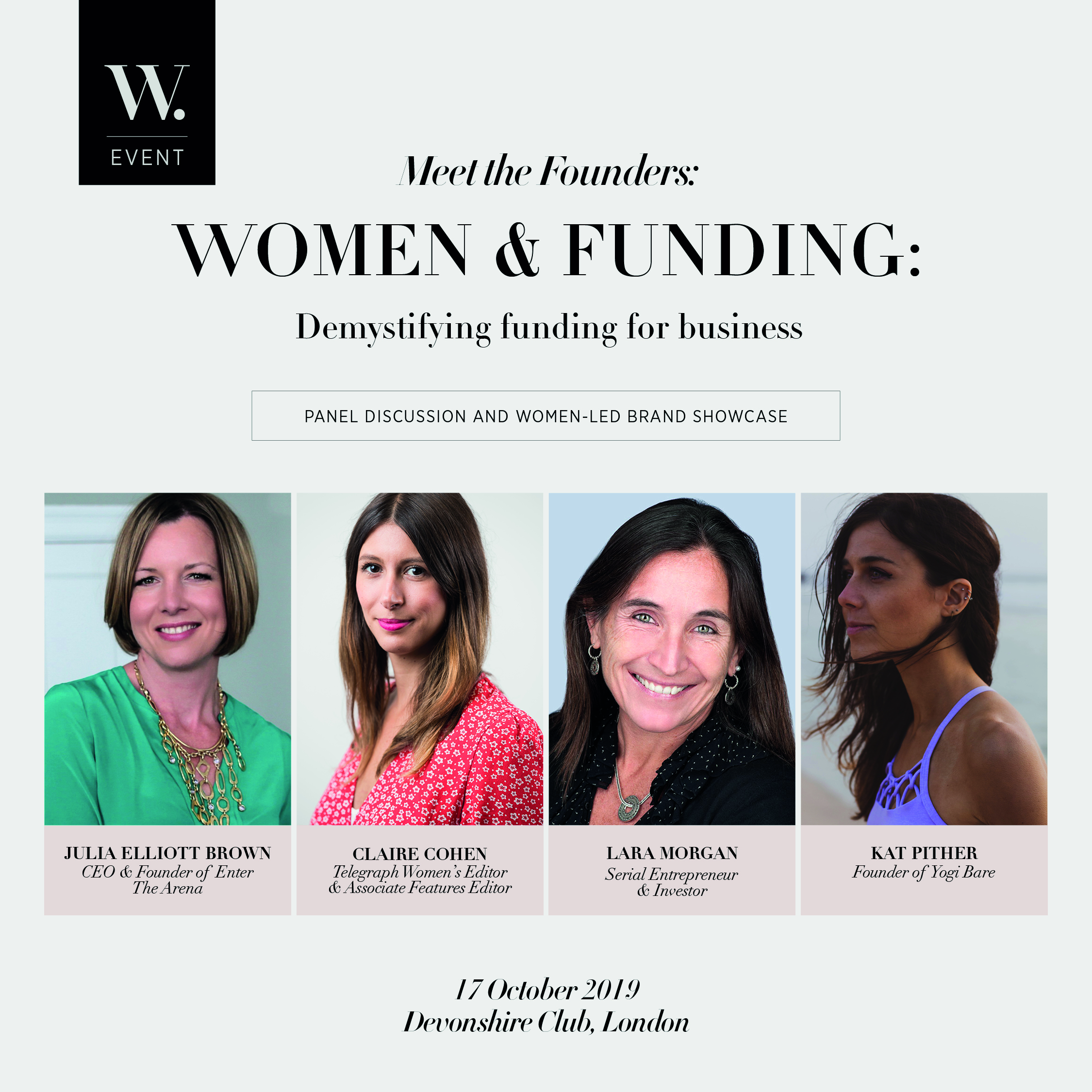 Meet the Founders: Women & Fundraising