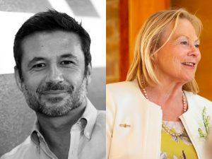 Pedro Pina & Ann Limb, OUTStanding LGBT list featured