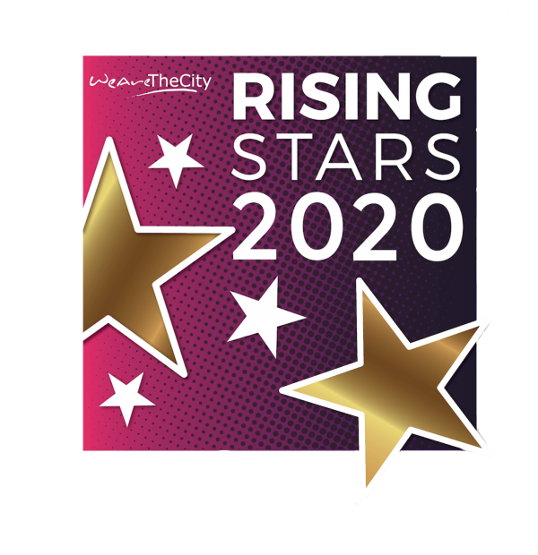 Rising Star 2020 logo