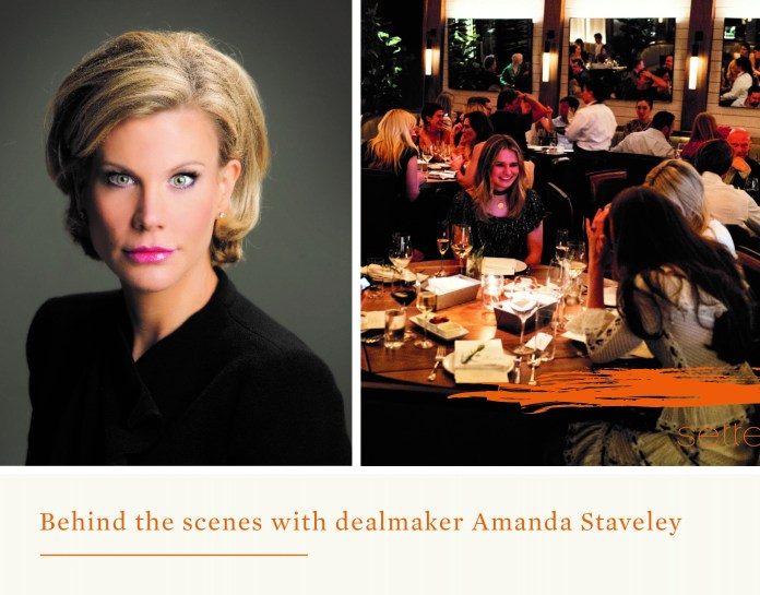 Wellbeing of Women Sparkling Lunch with Amanda Staveley