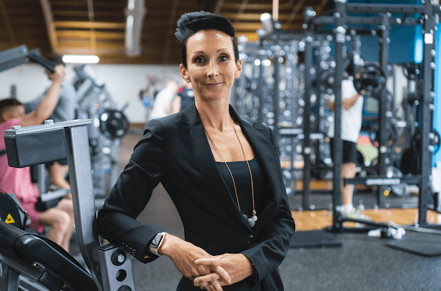 Sophie Lawler, CEO at Total Fitness