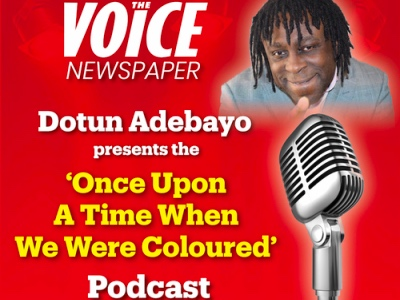 The Voice Dotun Adebayo podcast featured
