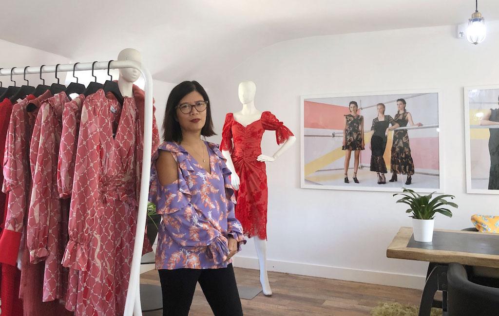 Yvonne Hoang THREE FLOOR
