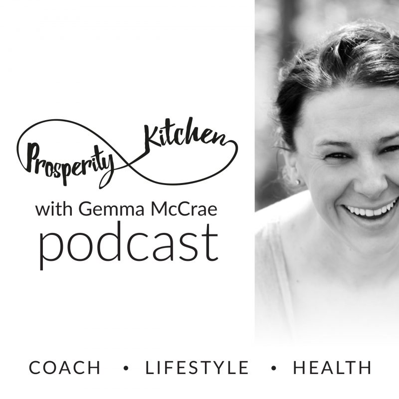 Prosperity Kitchen podcast
