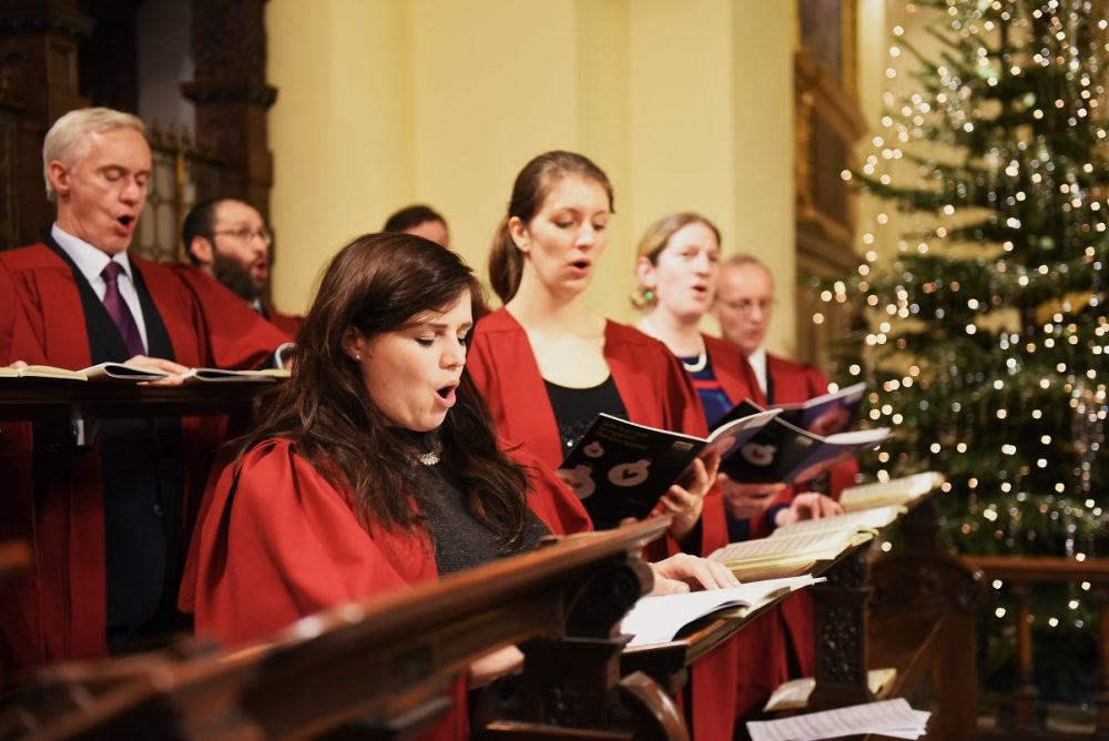 The Eve Appeal Festival of Carols