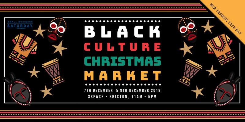 Black Culture Christmas Market London