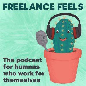 Freelance Feels podcast Jenny Stallard