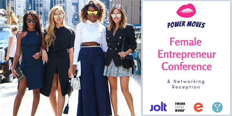 POWER MOVES - From side hustle to empire in 2020 by Cocktails & Conversation