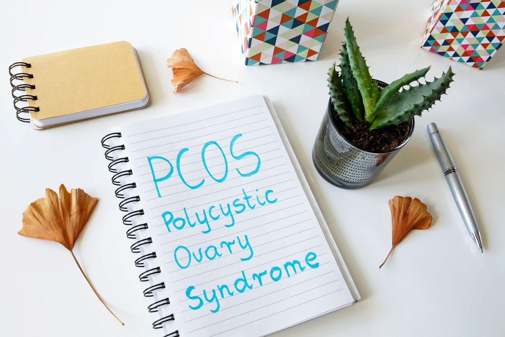 PCOS, poly cystic ovary syndrome
