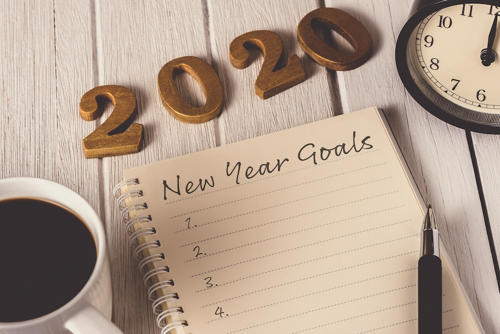 New Year Planning & Goals