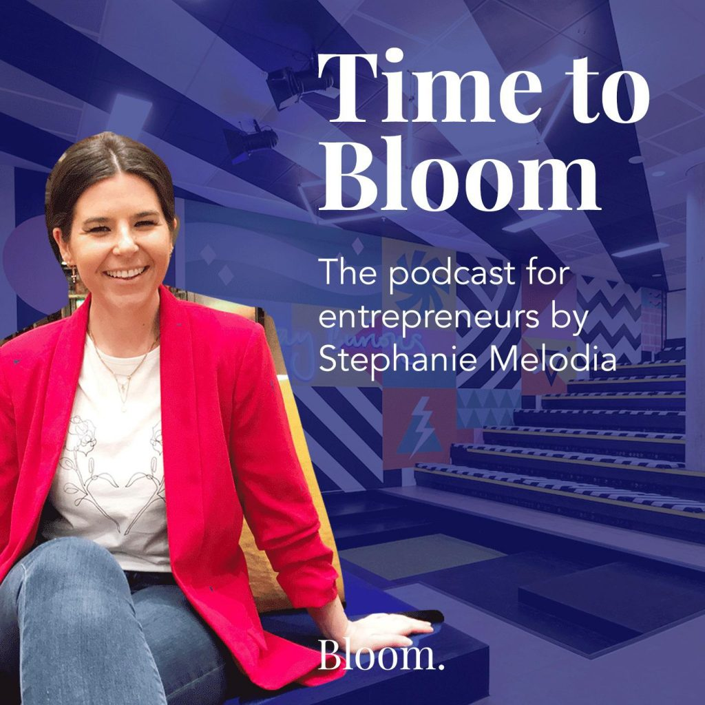 Time to Bloom podcast