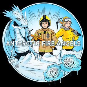 Antarctic Fire Angels