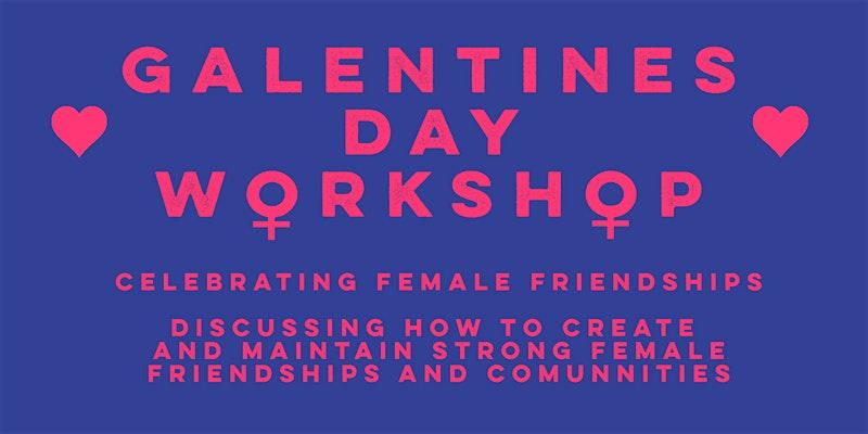 Galentine's Day Art Workshop