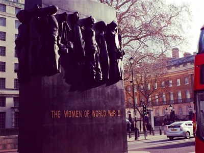 International Women's Day Women of Westminster Walking tour featured