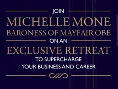 Michelle Mone exclusive retreat
