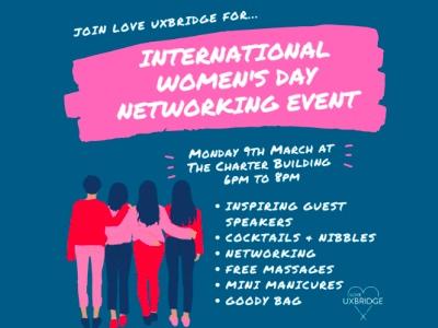Uxbridge International Womens Day event