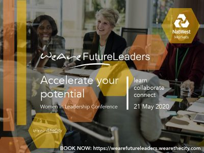 WeAreFutureLeaders Conference 2020