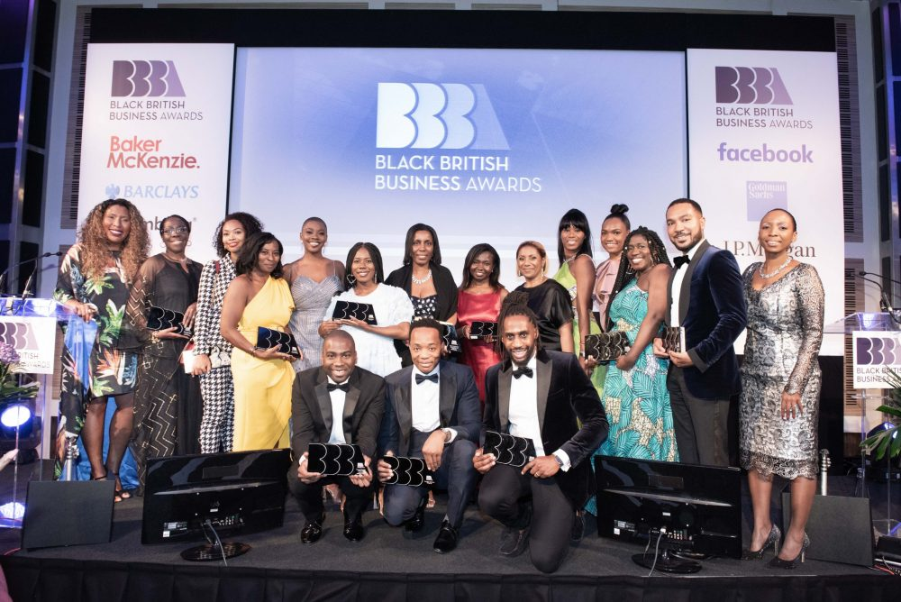 The Black British Business Awards 2019. 3rd October 2019. Photograph by Steve Dunlop www.stevedunlop.com steve@stevedunlop.com