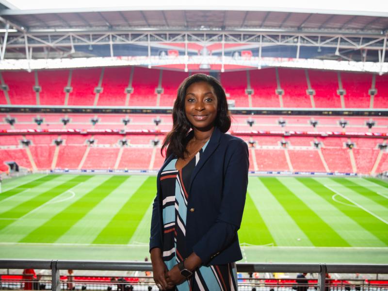 Charlene Nyantekyi