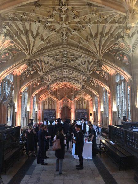 Rudina Suti, Oxford Said Business School