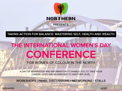 IWD Conference Northern Women of Colour featured