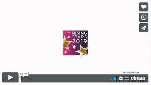 Rising stars 2019 video