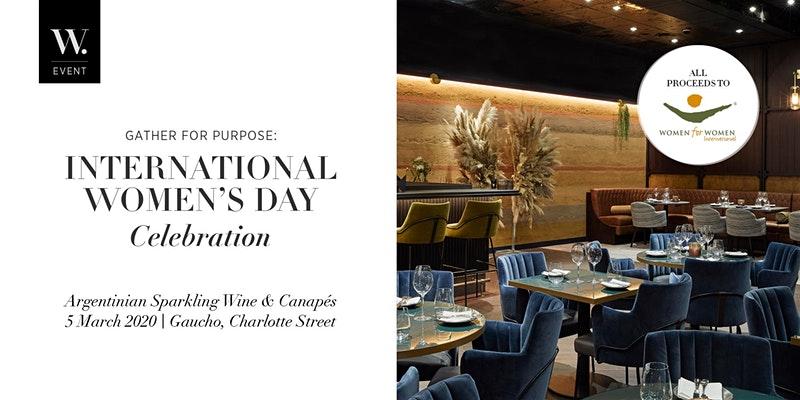 The Women's Chapter IWD Celebration