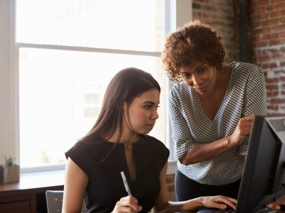 female mentors and role models