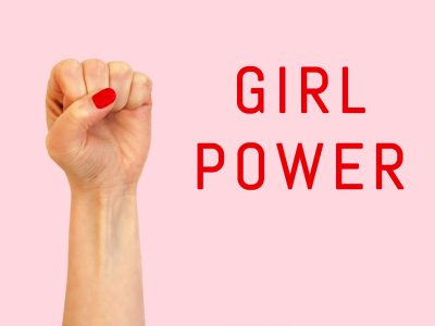 Girl Power, International Women's Day, feminist