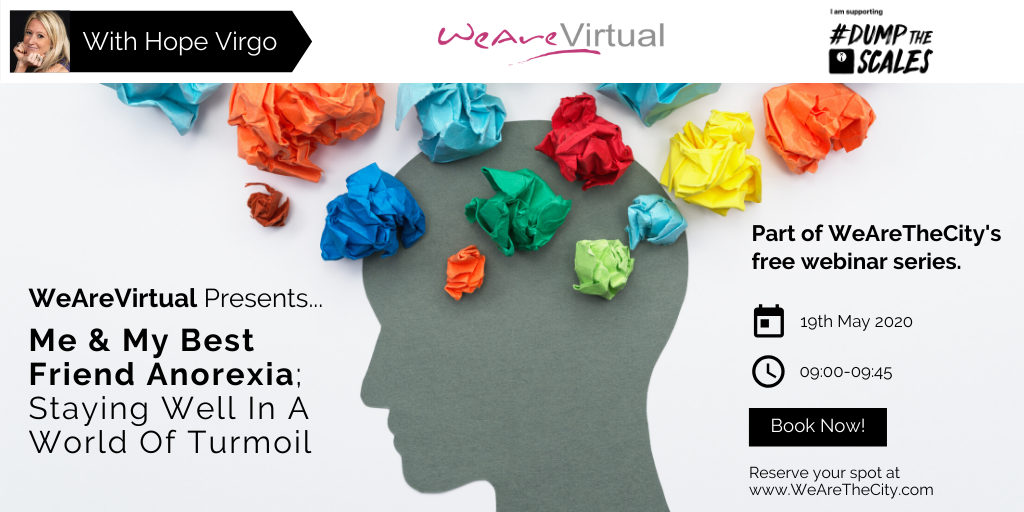 Hope Virgo - WeAreVirtual Webinar