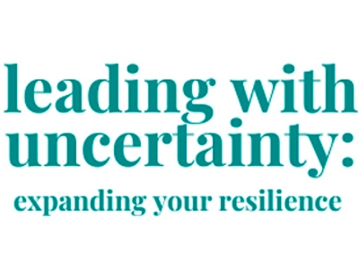 Leading with uncertainty webinar event Lisa Barnwell featured