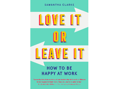 Love it or Leave it, recommended read, book