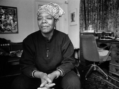 Maya Angelou featured