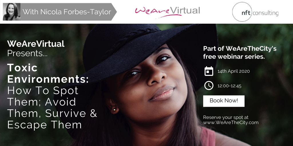Nicola Forbes-Taylor - Webinar