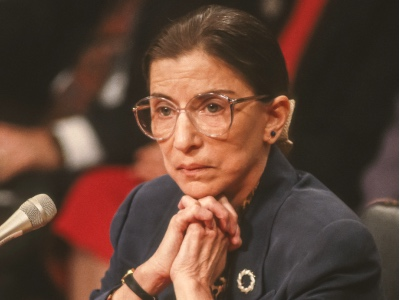 Ruth Bader Ginsburg featured