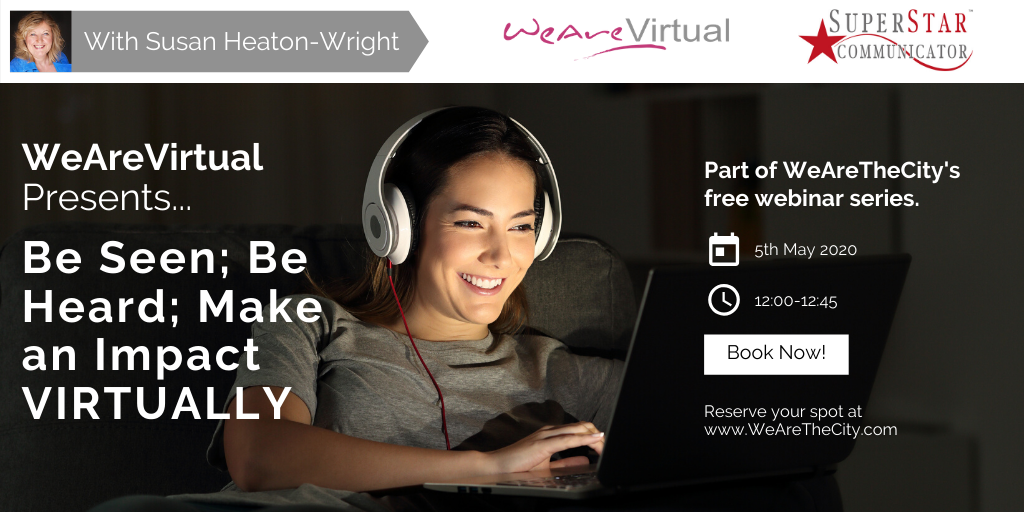 Susan Heaton-Wright - Webinar