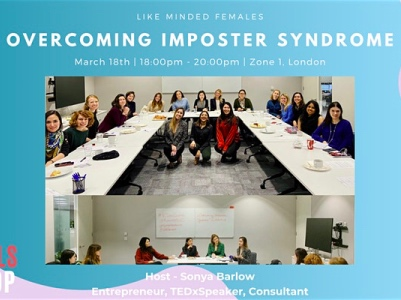 Webinar- How to overcme imposter syndrome featured