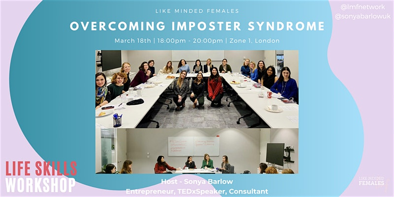 Webinar - How to overcme imposter syndrome