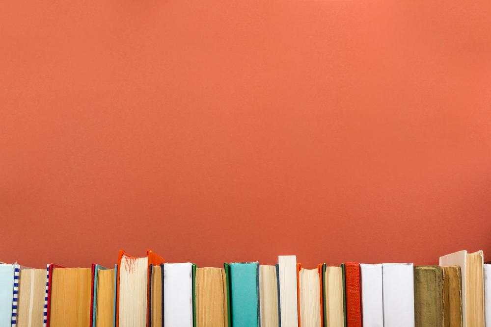 shelf of books, world book day