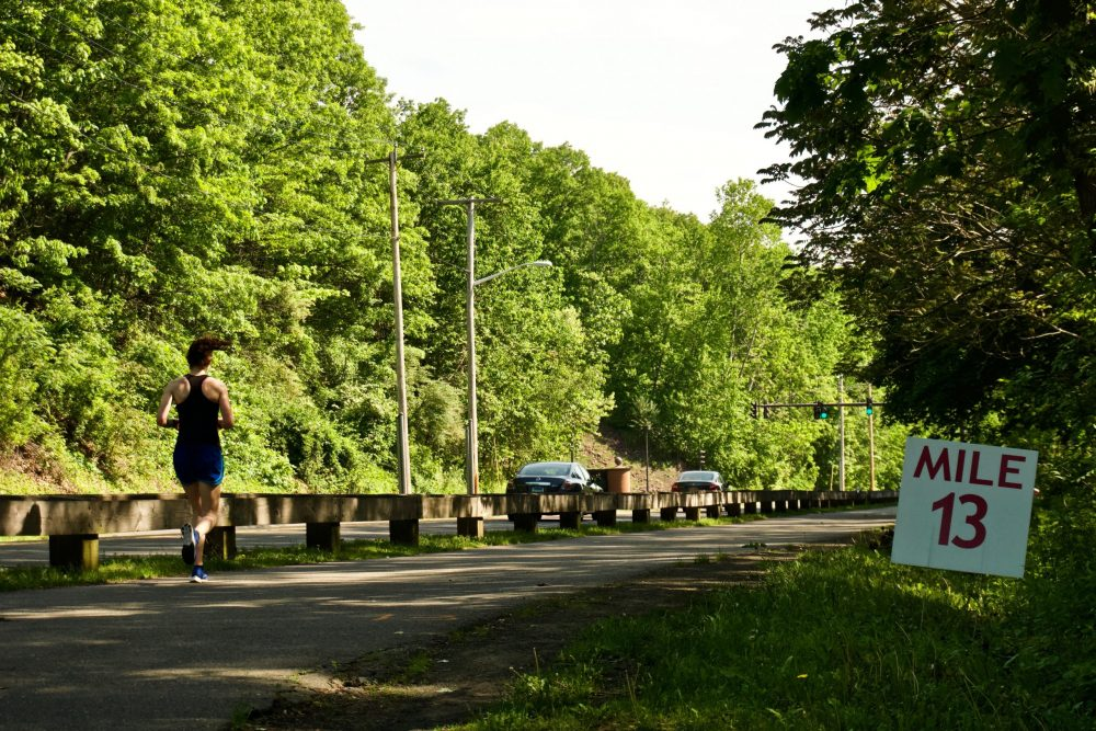 Marathon runners, mental well-being