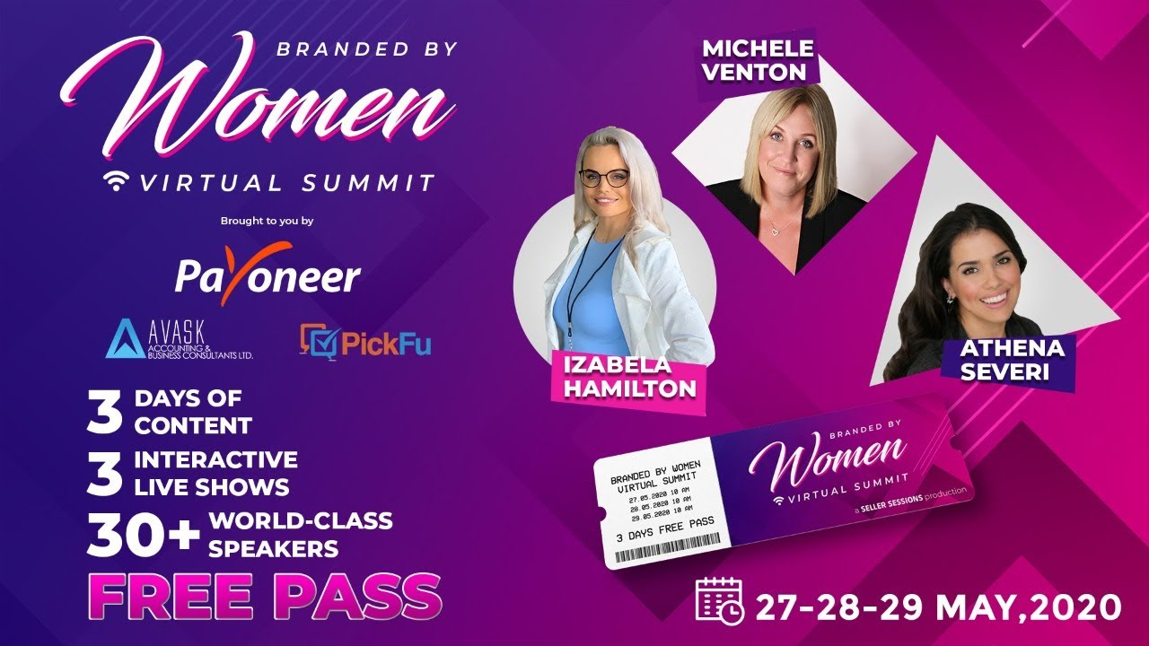 Branded by Women virtual summit