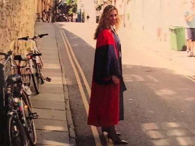 Dr Pamela Walker, Oxford EMBA
