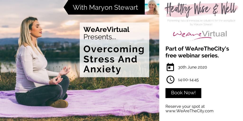 WeAreVirtual - Maryon Stewart - Webinar