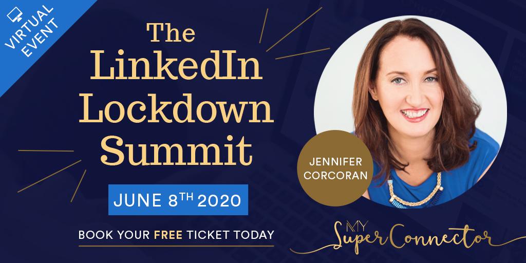 The LinkedIn Lockdown Summit