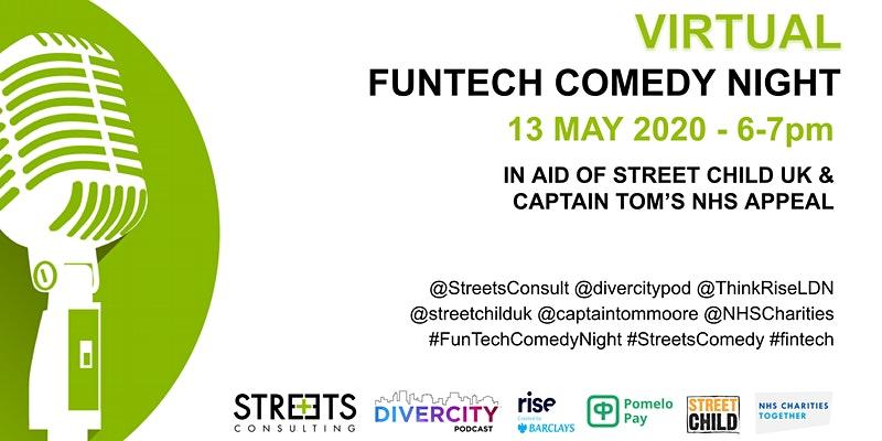 Virtual Funtech Comedy Night